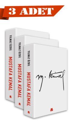 Yılmaz Özdil - Mustafa Kemal - 3 Adet | Sözcü Kitabevi