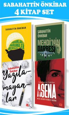 Sabahattin Önkibar 4 Kitap Set