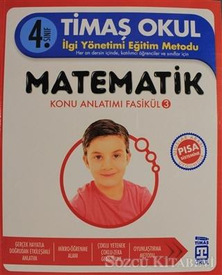 4. Sınıf Matematik Konu Anlatımı Fasikül 3