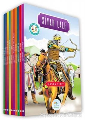 4. Sınıflar İçin Okuma Dizisi (10 Kitap Takım Kutusuz)
