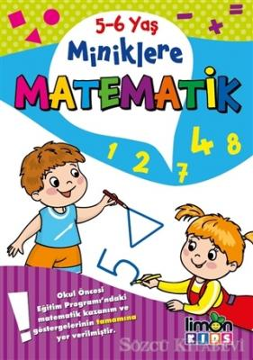 5-6 Yaş Miniklere Matematik