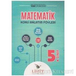 5. Sınıf Matematik Konu Bitirme Föyü