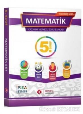 5. Sınıf Matematik Set Kazanım Merkezli Soru Bankası