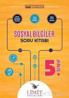Kolektif - 5. Sınıf Sosyal Bilimler Soru Kitabı | Sözcü Kitabevi