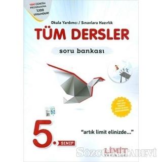 Kolektif - 5. Sınıf Tüm Dersler Soru Bankası | Sözcü Kitabevi