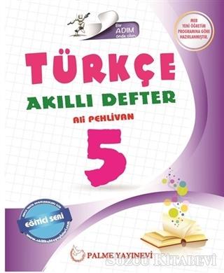 5. Sınıf Türkçe Akıllı Defter