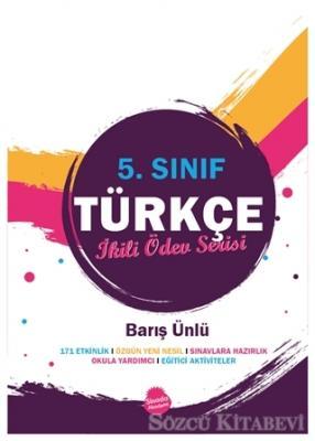 5.Sınıf Türkçe İkili Ödev Serisi