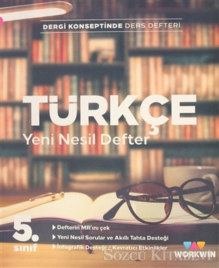 5. Sınıf Türkçe Yeni Nesil Defter