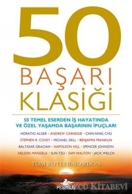 Tom Butler-Bowdon - 50 Başarı Klasiği | Sözcü Kitabevi