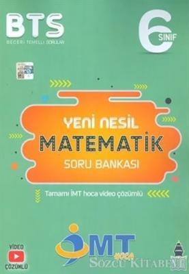 6. Sınıf İMT Matematik Yeni Nesil Soru Bankası