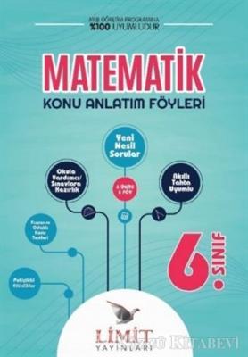 6. Sınıf Matematik Konu Anlatım Föyü