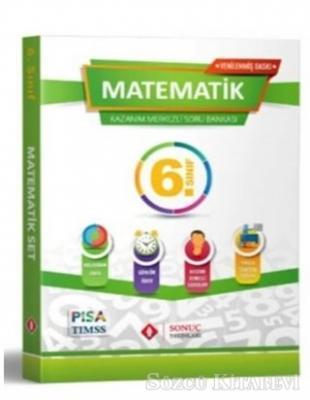 6. Sınıf Matematik Set Kazanım Merkezli Soru Bankası