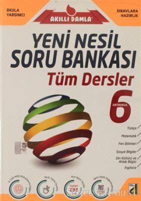 6. Sınıf Tüm Dersler Yeni Nesil Soru Bankası