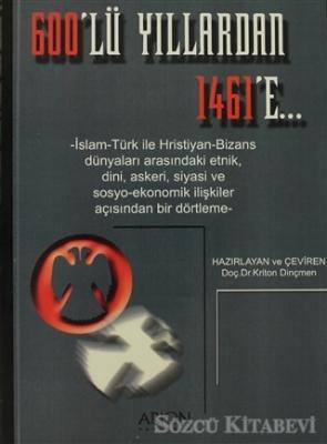 600'lü Yıllardan 1461'E