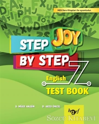 7. Sınıf English Step by Step Test Book