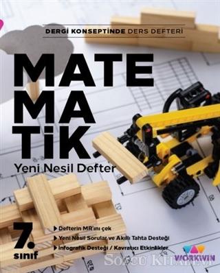 Kolektif - 7. Sınıf Matematik Yeni Nesil Defter | Sözcü Kitabevi