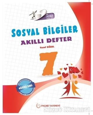 7. Sınıf Sosyal Bilgiler Akıllı Defter