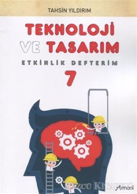 7. Sınıf Teknoloji ve Tasarım Etkinlik Defterim