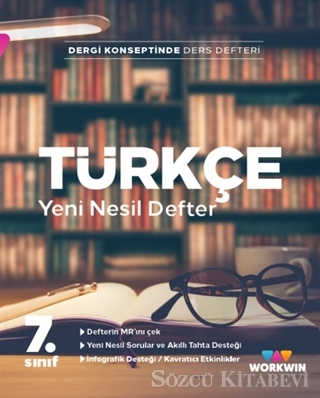 7. Sınıf Türkçe Yeni Nesil Defter