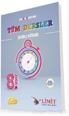 8. Sınıf Kronometre Tüm Dersler Soru Bankası