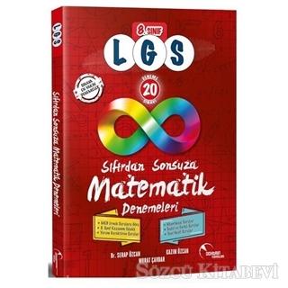 8.Sınıf LGS Sıfırdan Sonsuza Matematik 20 Deneme