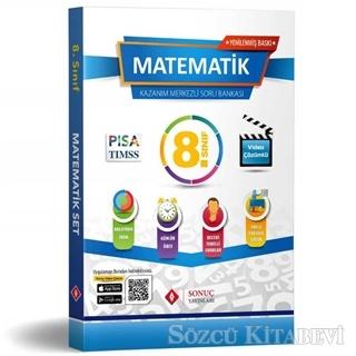 8.Sınıf Matematik Modüler Set