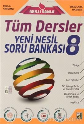 8.Sınıf Tüm Dersler Yeni Nesil Soru Bankası
