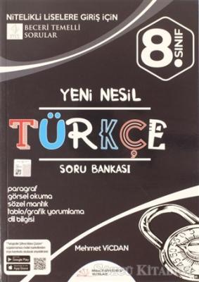 8.Sınıf Yeni Nesil Türkçe Soru Bankası