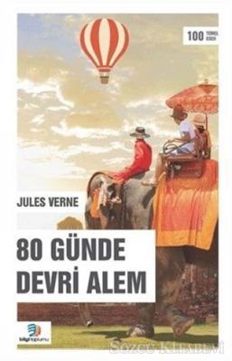 Jules Verne - 80 Günde Devr-i Alem | Sözcü Kitabevi