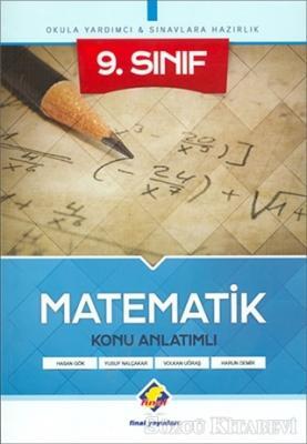 9. Sınıf Matematik Konu Anlatımlı