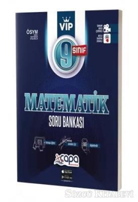 Kolektif - 9. Sınıf Matematik Soru Bankası | Sözcü Kitabevi