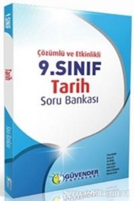 9. Sınıf Tarih Çözümlü ve Etkinlikli Soru Bankası