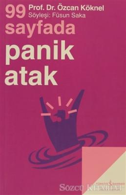 Özcan Köknel - 99 Sayfada Panik Atak | Sözcü Kitabevi