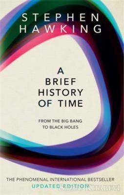 Stephen Hawking - A Brief History of Time | Sözcü Kitabevi