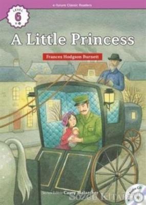 A Little Princess +CD (eCR Level 6)