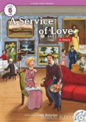 A Service of Love +CD (eCR Level 6)