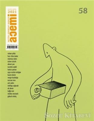 Acemi Aktüel Edebiyat Dergisi Sayı: 58 Eylül - Ekim 2021