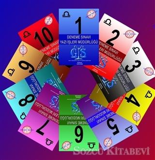 Yavuz Altun - Adalet Bakanlığı GYS Deneme Sınavı 10'lu | Sözcü Kitabevi