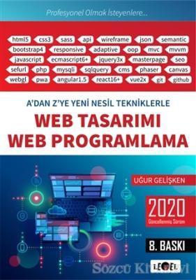 A'dan Z'ye Yeni Nesil Tekniklerle Web Tasarımı ve Web Programlama