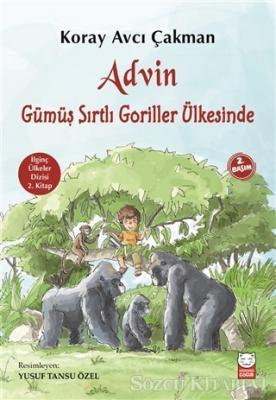 Advin Gümüş Sırtlı Goriller Ülkesinde