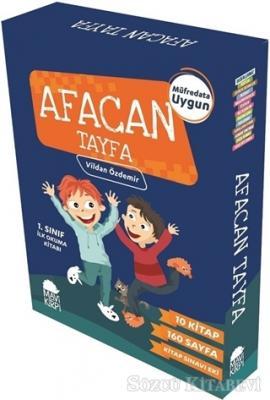 Afacan Tayfa 1. Sınıf İlk Okuma Seti (10 Kitap)