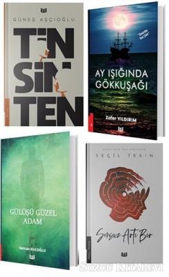 Kolektif - Aforizma Şiir Seti (4 Kitap Takım) | Sözcü Kitabevi