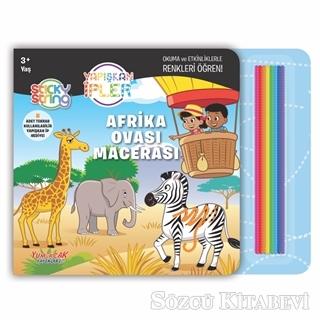 Afrika Ovası Macerası - Yapışkan İpler