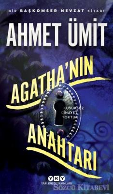 Ahmet Ümit - Agatha'nın Anahtarı | Sözcü Kitabevi