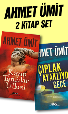 Ahmet Ümit 2 Kitap Set