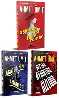 Ahmet Ümit Set (3 Kitap)