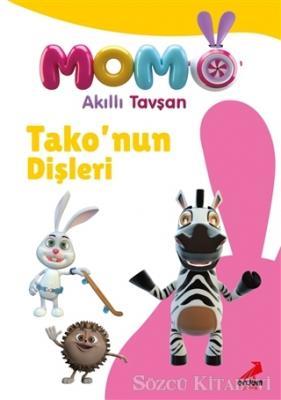 Kolektif - Akıllı Tavşan Momo – Tako'nun Dişleri | Sözcü Kitabevi