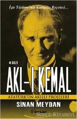 Akl-ı Kemal Kutulu Set (4 Kitap Takım)