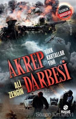 Ali Zengin - Akrep Darbesi   Sözcü Kitabevi