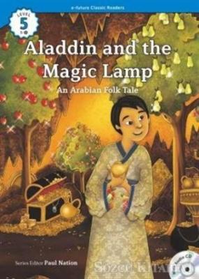 Aladdin and the Magic Lamp +CD (eCR Level 5)